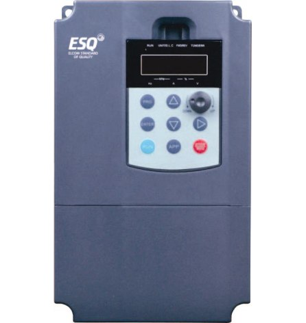 Частотный преобразователь ESQ-A900-1R5-21A 1.5 кВт 220/380