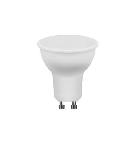 Лампа светодиодная 7W GU10 80LED 2700K LB-26