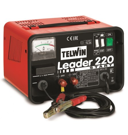 Зарядное и пусковое устройство Telwin Leader 220