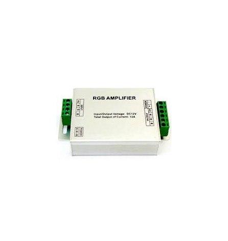 Усилитель LED RGB лент/модулей 12V/144W