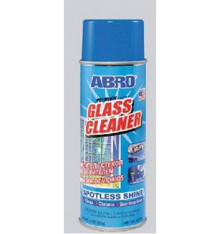 Очиститель стекол-спрей ABRO 425мл.