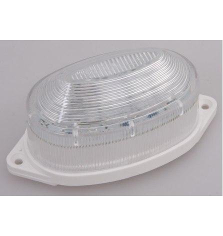 Лампа-строб накладная 30 LED, синяя