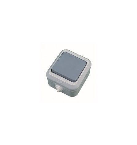 Выключатель Makel IP44 (1 клавиша) проходной